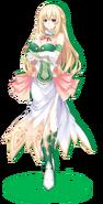 HDN App-Vert Princess Dress