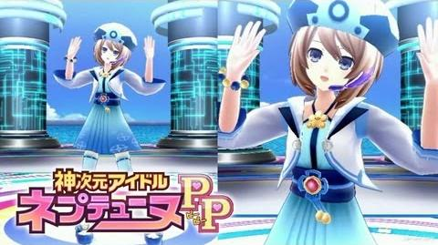 Kami Jigen Idol Neptune PP - 神次元アイドル ネプテューヌPP - Blanc「HP∞ LOVE Power」