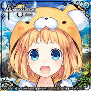 4 Goddesses Online Peashy Twitter Icon