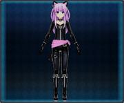 Cat Suit (Black) Nepgear 4GO