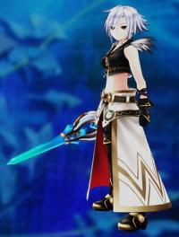 Crystal Sword VII