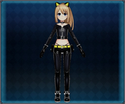 Cat Suit (Black) Ram 4GO