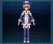 Bishop's Vestments (Blue) 4GO