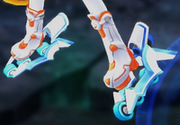 Blue Cast L (Uzume) VII