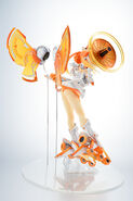 Orange Heart Figure 4