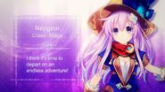 Cyberdimension Ending Nepgear comment