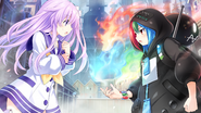 Nepgear meets Game Gear