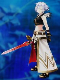 Falcon Sword VII