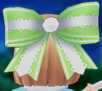 Lime Ribbon (Rom) VII