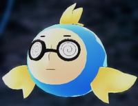Thick Glasses (Umio) VII