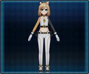 Calico Cat Suit (Light Brown) Rom 4GO