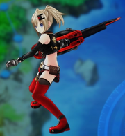 God Eater Weapon Costume Accessory