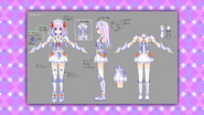 Nepgear Royal Knight concepts