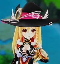 Nimue's Hat (Million Arthur) VII