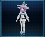 Witch Dress (Light Blue) 4GO