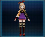 Shogun One-Glove Armor (Purple) 4GO