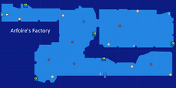 Arfoire's Factory Map Re;Birth2