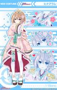Blanc Kimono