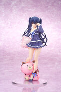 Noire Nightgown Figure