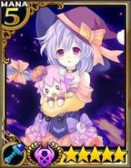 NNC-Plutia Halloween card