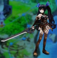 Hunter's Dress VII