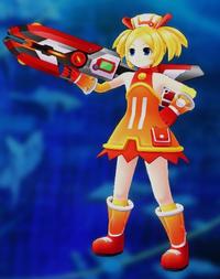 Mega Beam Bazooka VII