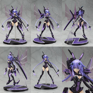 Purple Heart Scale Figure