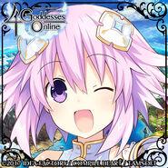 4 Goddesses Online Neptune Twitter Icon