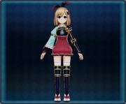 Shogun One-Glove Armor (Crimson) 4GO