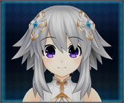 Neptune's Silver Hair 4GO