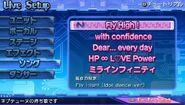 Idol PP song list (JP)