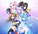 Superdimension Neptune VS Sega Hard Girls/Image Gallery
