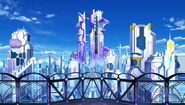 Ultra Dimension Planeptune - Big Tower Almost Finished