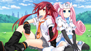 Uzume and Dreamcast EU
