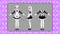 Nepgear maid concepts.png