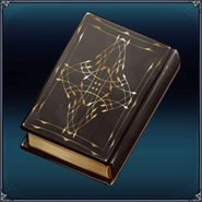 Cyberdimension Icon Black Knight Diary