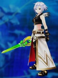 Material Blade VII