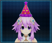 Party Hat (Polka Dot) 4GO