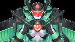 Dark Green Cutscene
