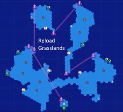 Reload Grasslands Map Re;Birth3