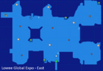 Lowee Global Expo-East Map Re;Birth2