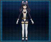 Spotted Cat Suit (Navy) Uni 4GO