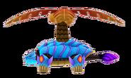 Mega TurtleSide