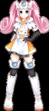 Sega Hard Girl