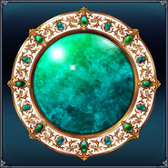 Cyberdimension Icon Emerald Mirror