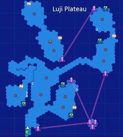 Luji Plateau Map Re;Birth3