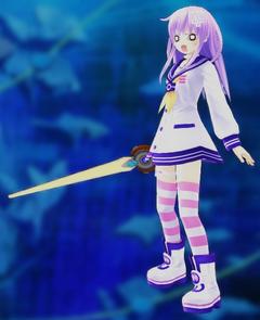 Plasma Sword VII (Nepgya)