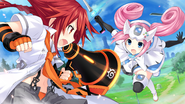 Uzume vs Dreamcast EU