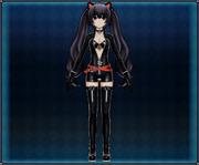 Cat Suit (Black) Noire 4GO