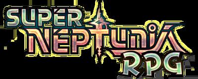 Super Neptunia RPG-Logo